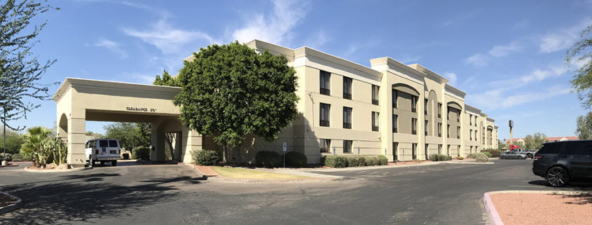 The Comfort Inn – Phoenix, AZ