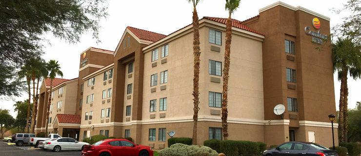 Comfort Inn - Chandler, AZ