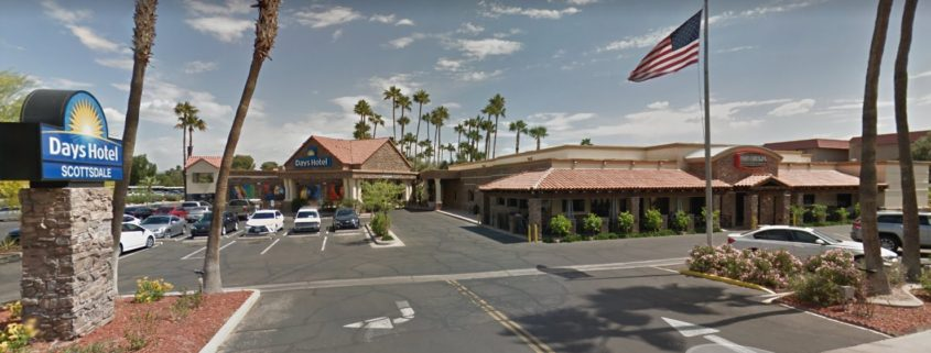 Day's Inn Hotel - Scottsdale, AZ