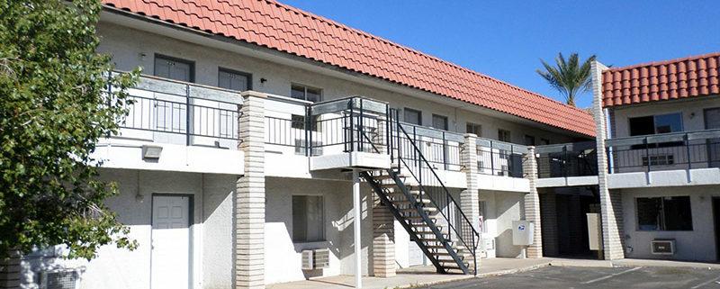 Harris Place Apartments - Phoenix, AZ