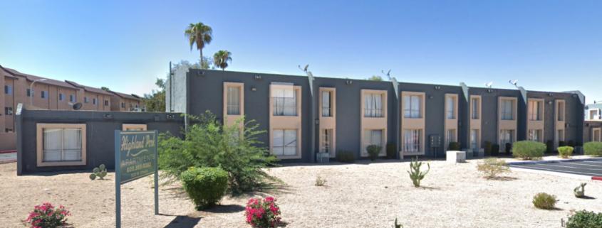 Highland Park Apartments - Phoenix, AZ