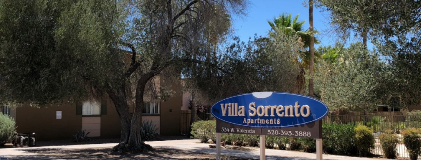 Villa Sorrento Apartments - Tucson, AZ