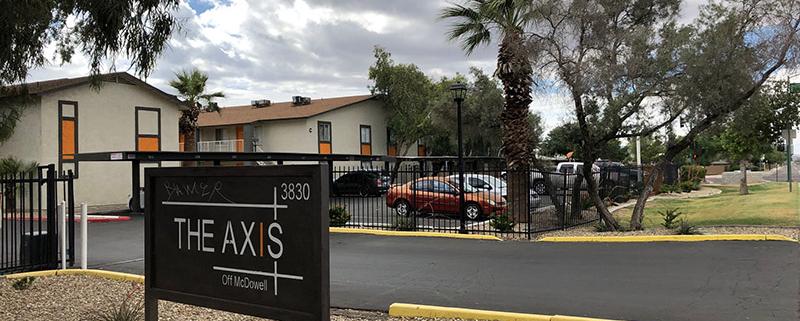 Axis off McDowell - Phoenix, AZ