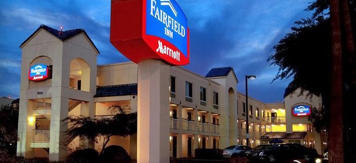 Fairfield Inn – Scottsdale, AZ