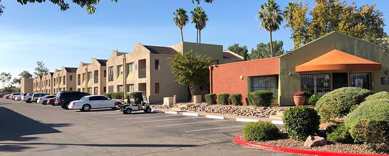 Apartment Refinance - Tucson, AZ