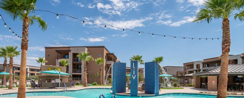 Class A Apartment Financing - Goodyear, AZ