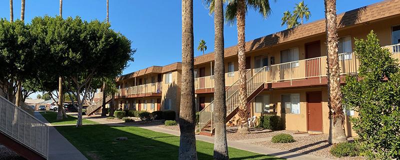 Acquisition Apartment Financing - Mesa, AZ