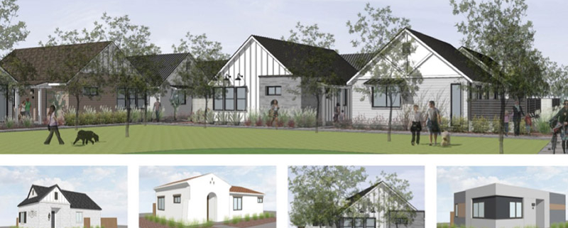 Build-To-Rent Single-Family-Rental Community Development - Litchfield Park, AZ