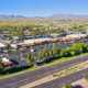 Non-Anchored Multi-Tenant Retail Financing - Mesa AZ