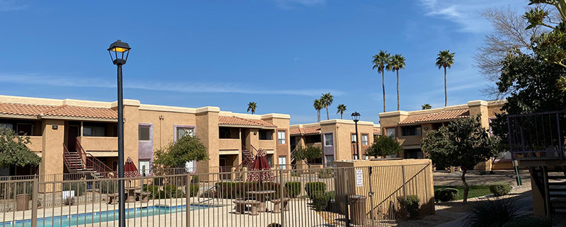 Affordable Housing Apartment Acquisition - Phoenix, AZ
