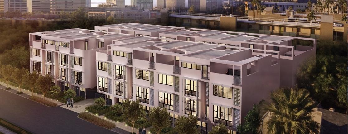 Townhome Construction – Phoenix, AZ